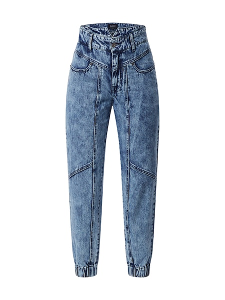 Hosen - Jeans 'SPLICED SEAM JEAN' › bardot › blau  - Onlineshop ABOUT YOU