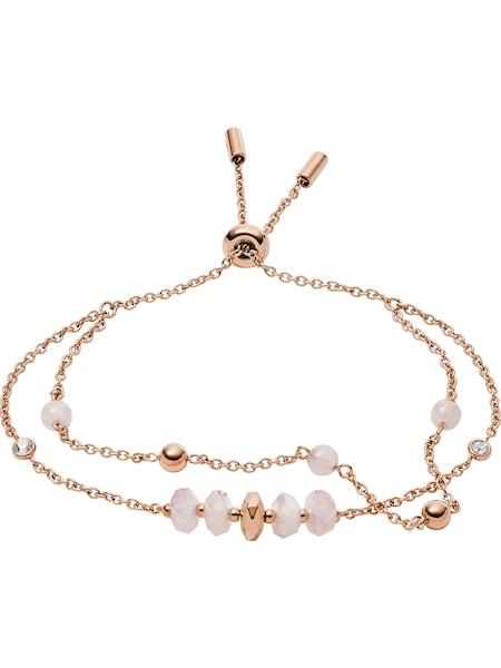 Armbaender für Frauen - FOSSIL Armband 'JF03147791' bronze rosé  - Onlineshop ABOUT YOU