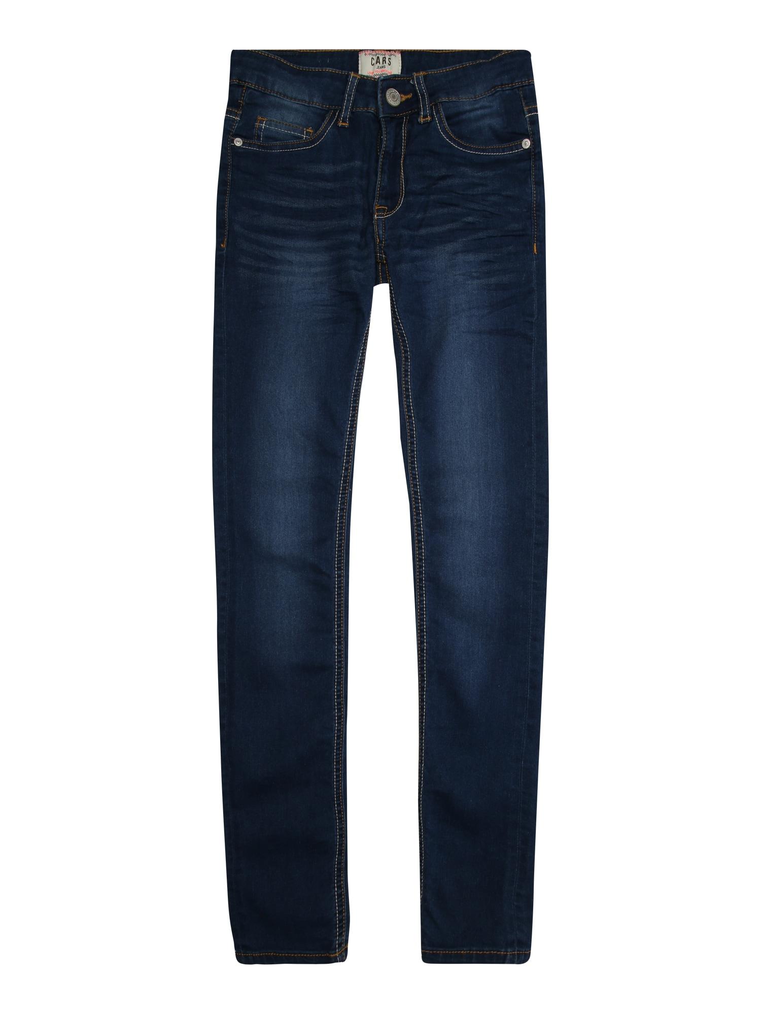 Džíny modrá džínovina Cars Jeans