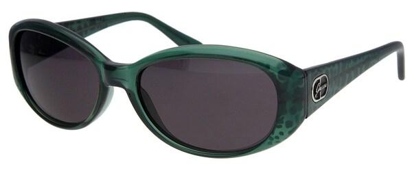 Sonnenbrillen für Frauen - GUESS Sonnenbrille grün  - Onlineshop ABOUT YOU