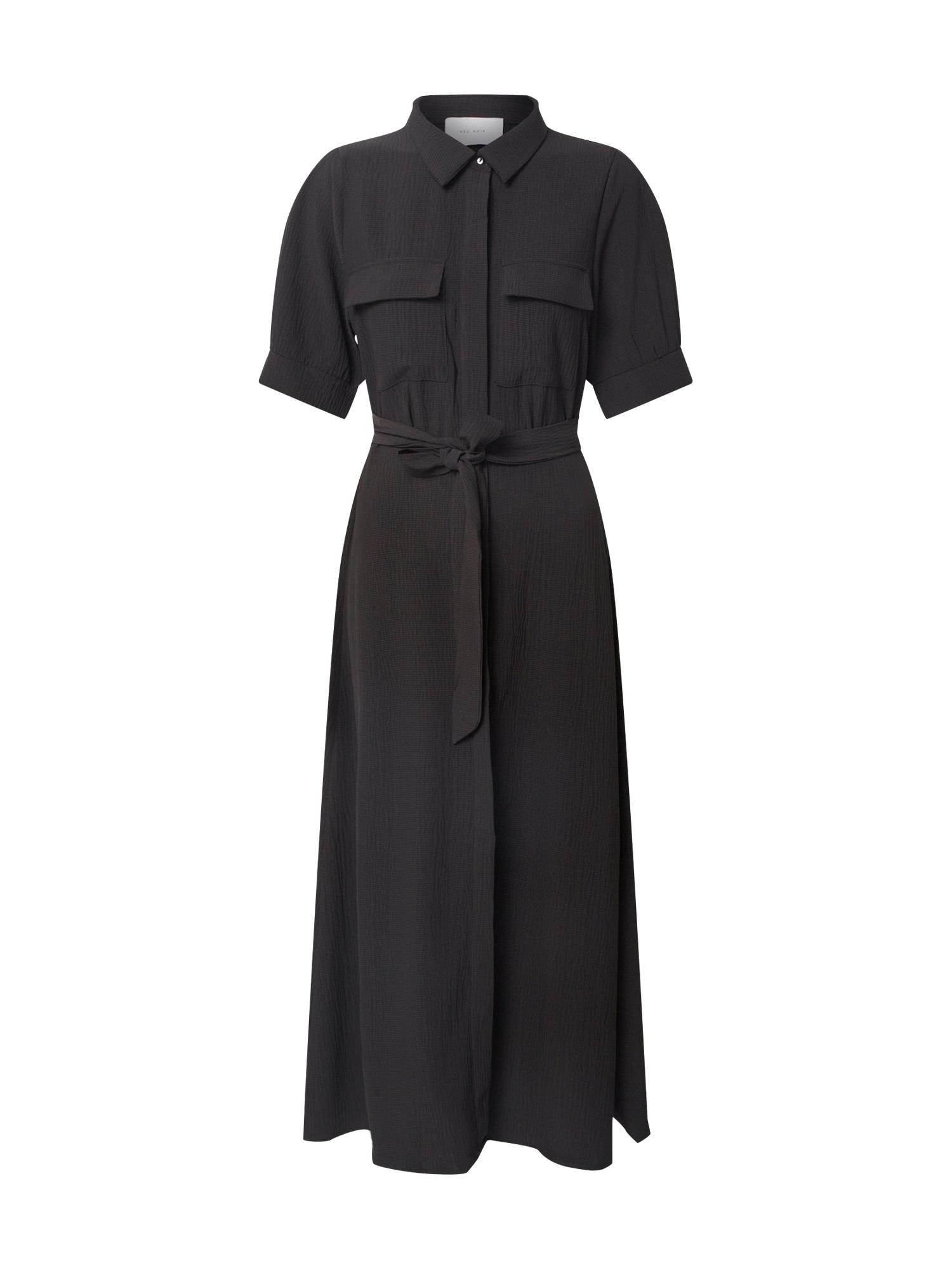 Neo Noir Palaidinės tipo suknelė