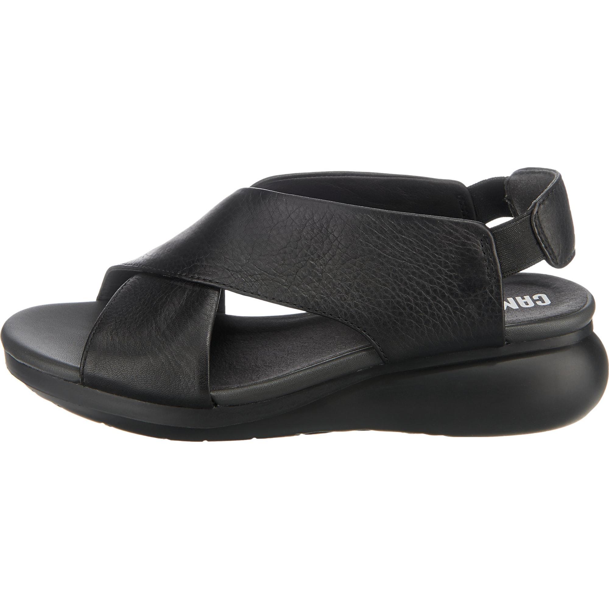 CAMPER Sandalai juoda
