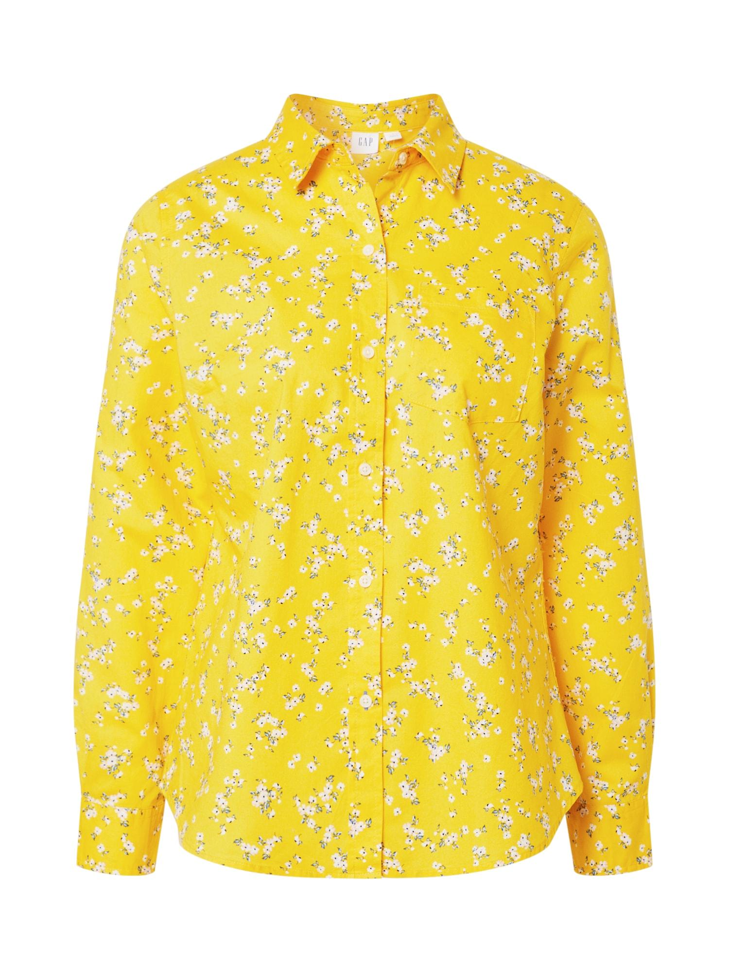 GAP Palaidinė mišrios spalvos / geltona