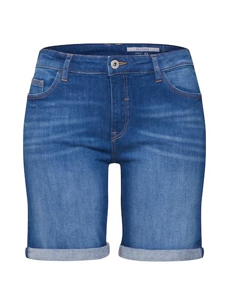 Hosen - Jeansshorts › EDC BY ESPRIT › blue denim  - Onlineshop ABOUT YOU