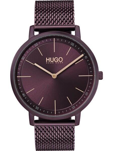 Uhren für Frauen - HUGO Damenuhr 'Express' beere  - Onlineshop ABOUT YOU