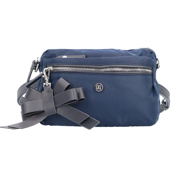 Kleinwaren - Minibag 'All Around' 22 cm › JETTE › blau dunkelgrau  - Onlineshop ABOUT YOU