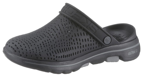 Clogs - Clog 'Go Walk' › Skechers › schwarz  - Onlineshop ABOUT YOU