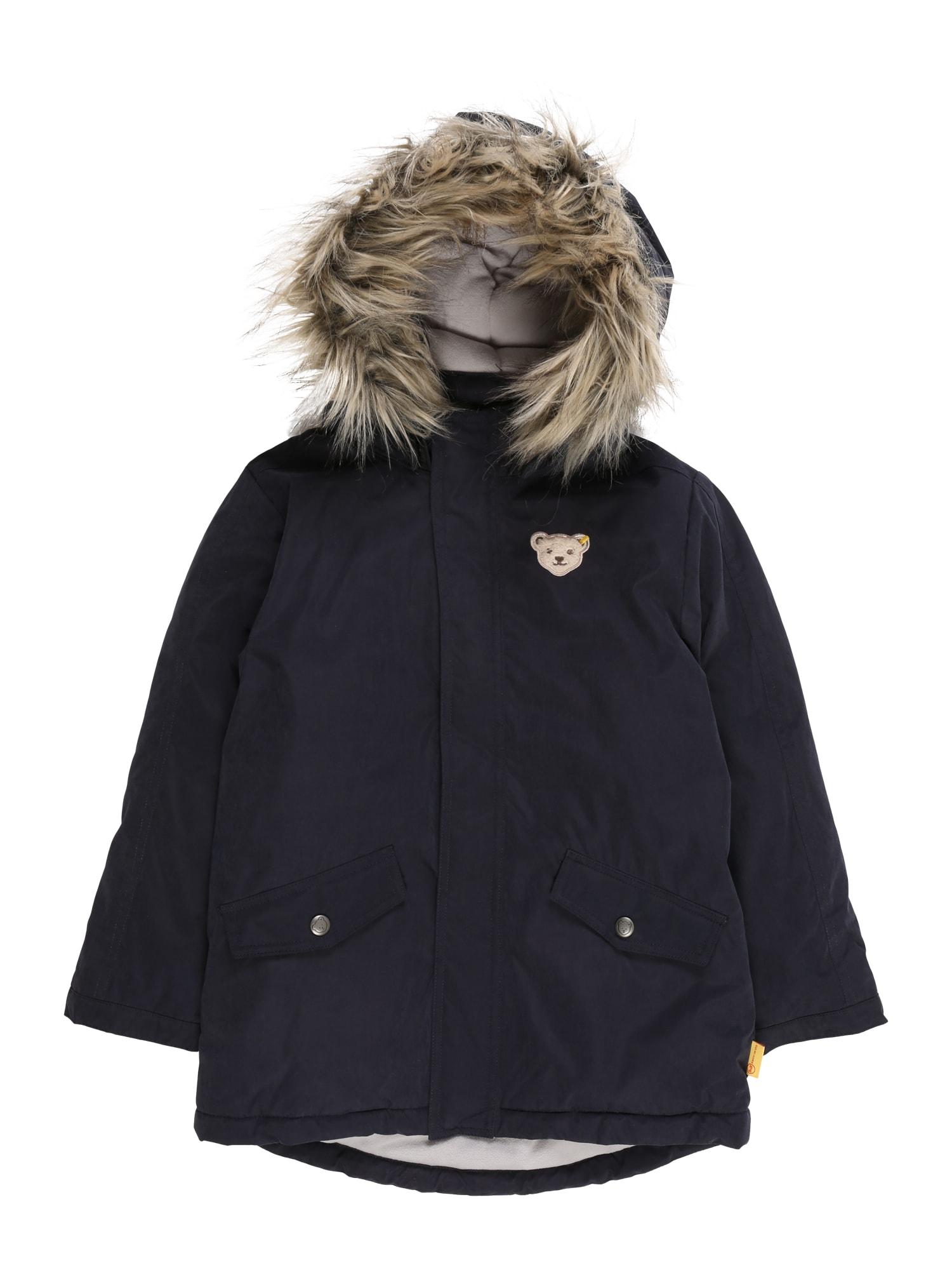 Steiff Collection Žieminė striukė tamsiai mėlyna