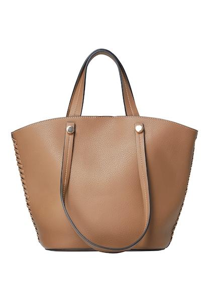 Handtaschen für Frauen - HALLHUBER Handtasche hellbraun  - Onlineshop ABOUT YOU