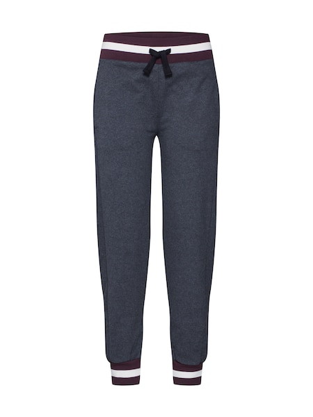 Hosen für Frauen - Hose 'WOMAN FLEECE PANT COTTON' › La Martina › grau  - Onlineshop ABOUT YOU