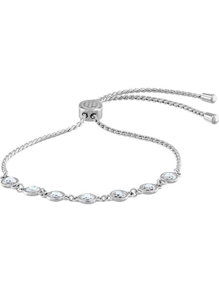 Armbaender für Frauen - Armband 'Dressed up, 2780225' › Tommy Hilfiger › silber transparent  - Onlineshop ABOUT YOU