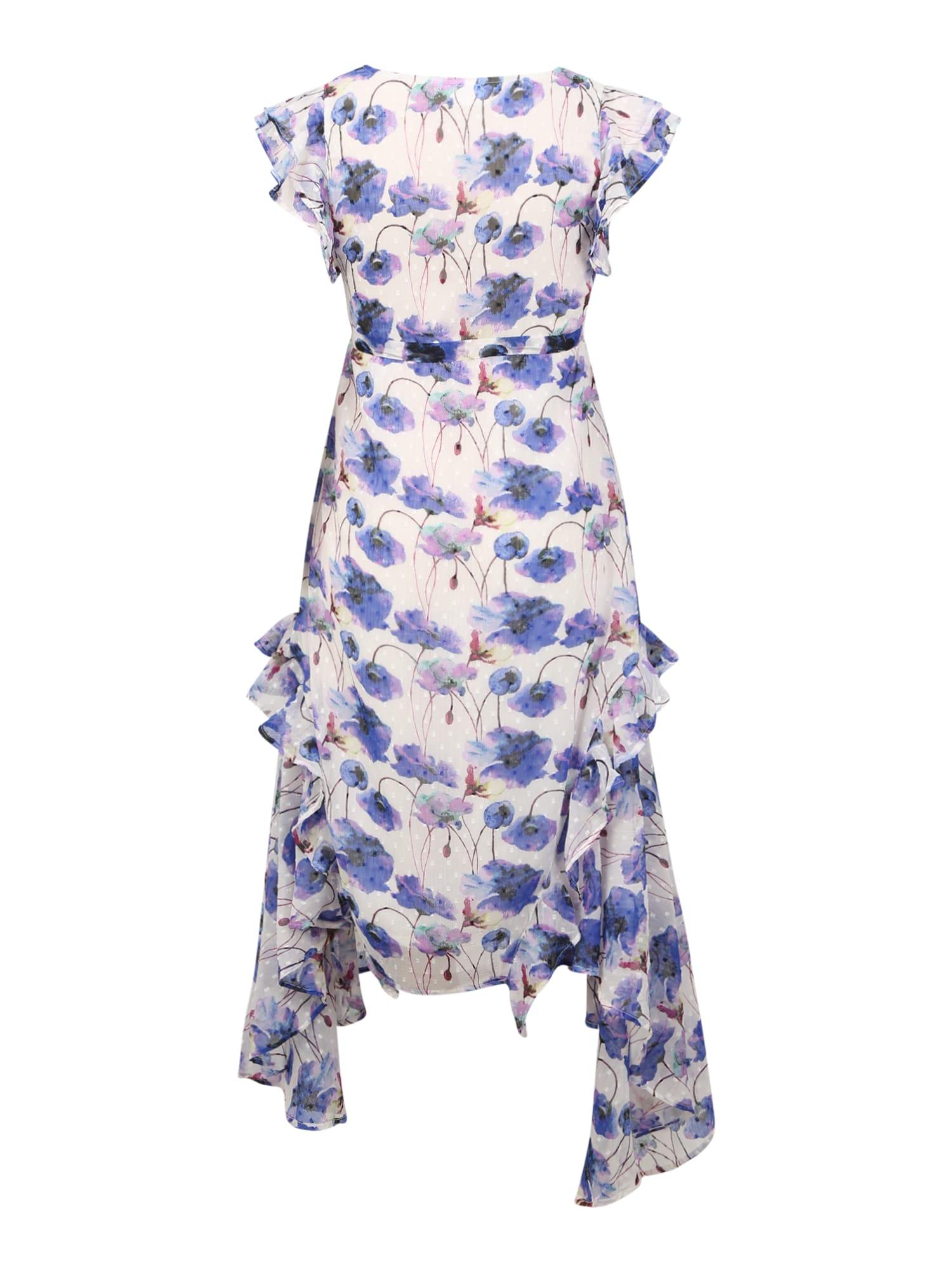MAMALICIOUS Šaty  modré / biela