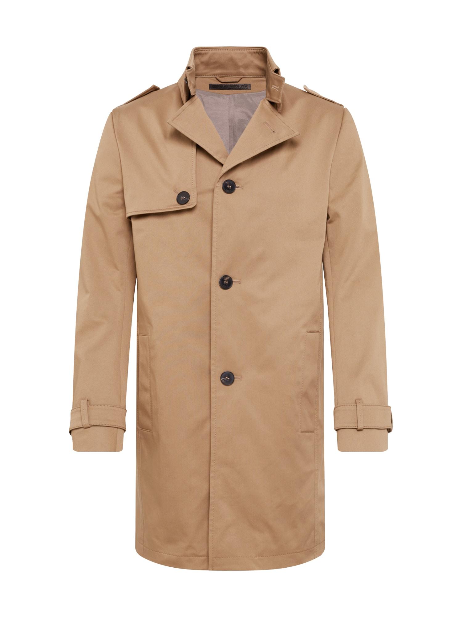 DRYKORN Rudeninis-žieminis paltas 'SKOPJE' smėlio