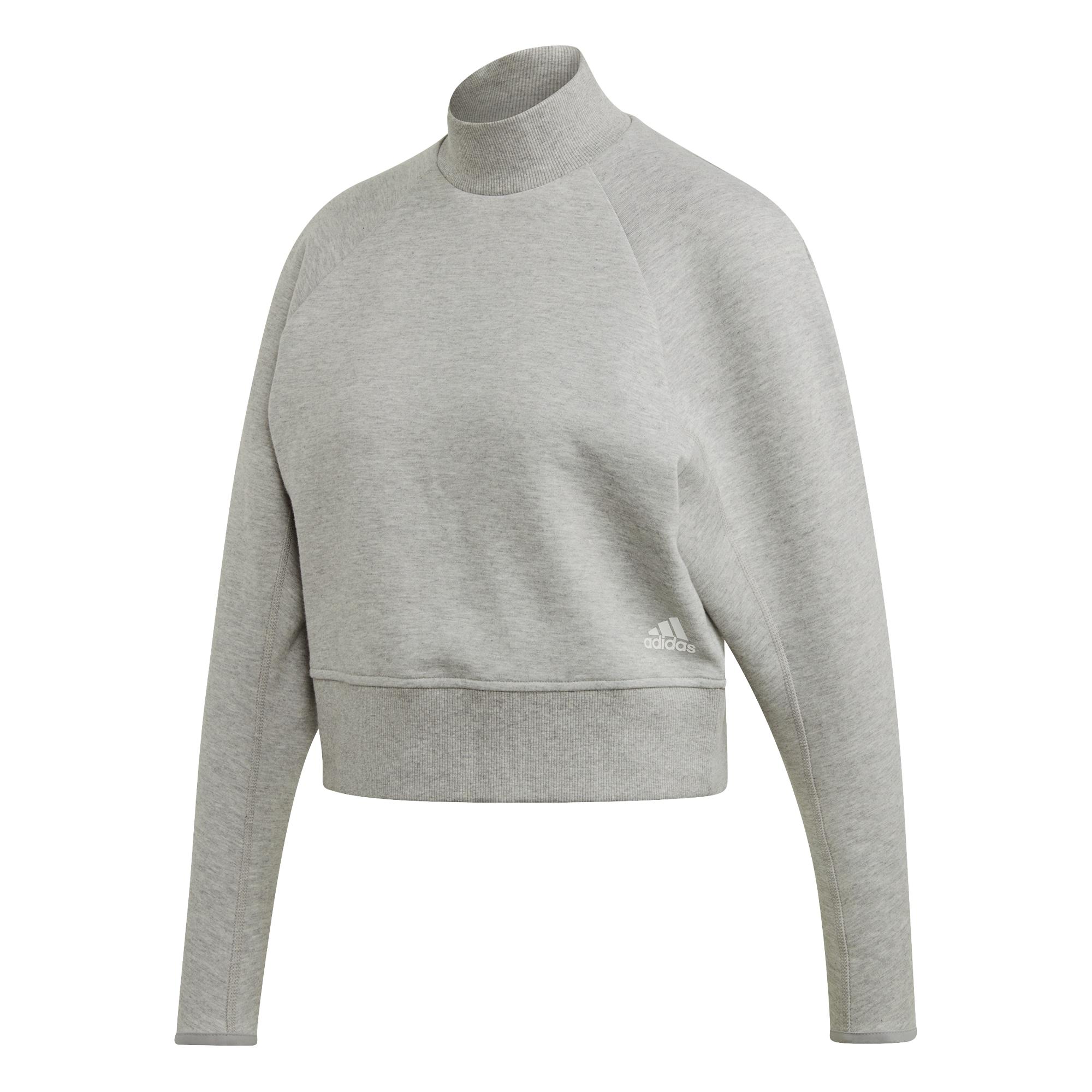 ADIDAS PERFORMANCE Sportinio tipo megztinis 'VRCT' šviesiai pilka