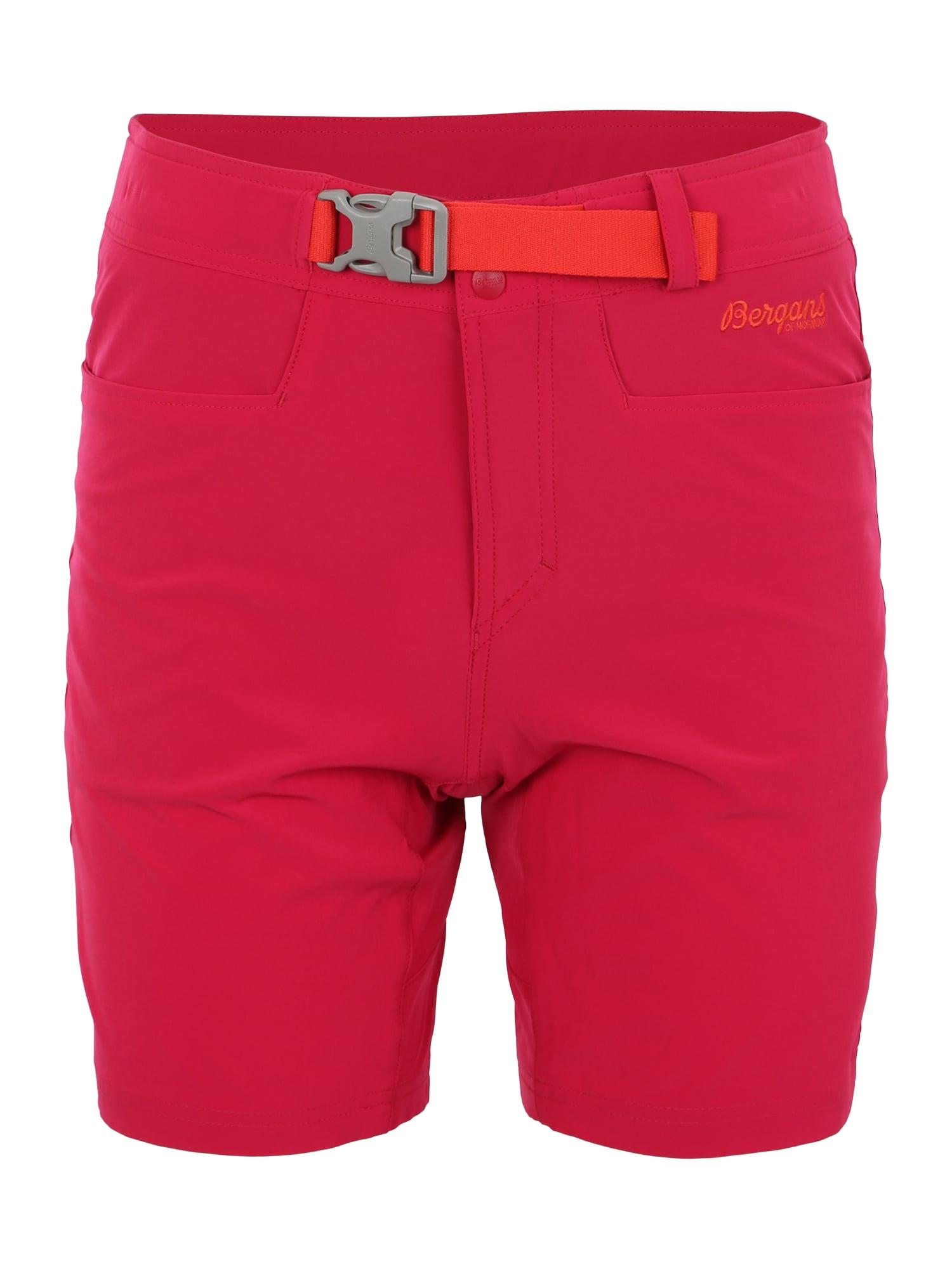 Sportovní kalhoty Cecilie Climbing pitaya Bergans