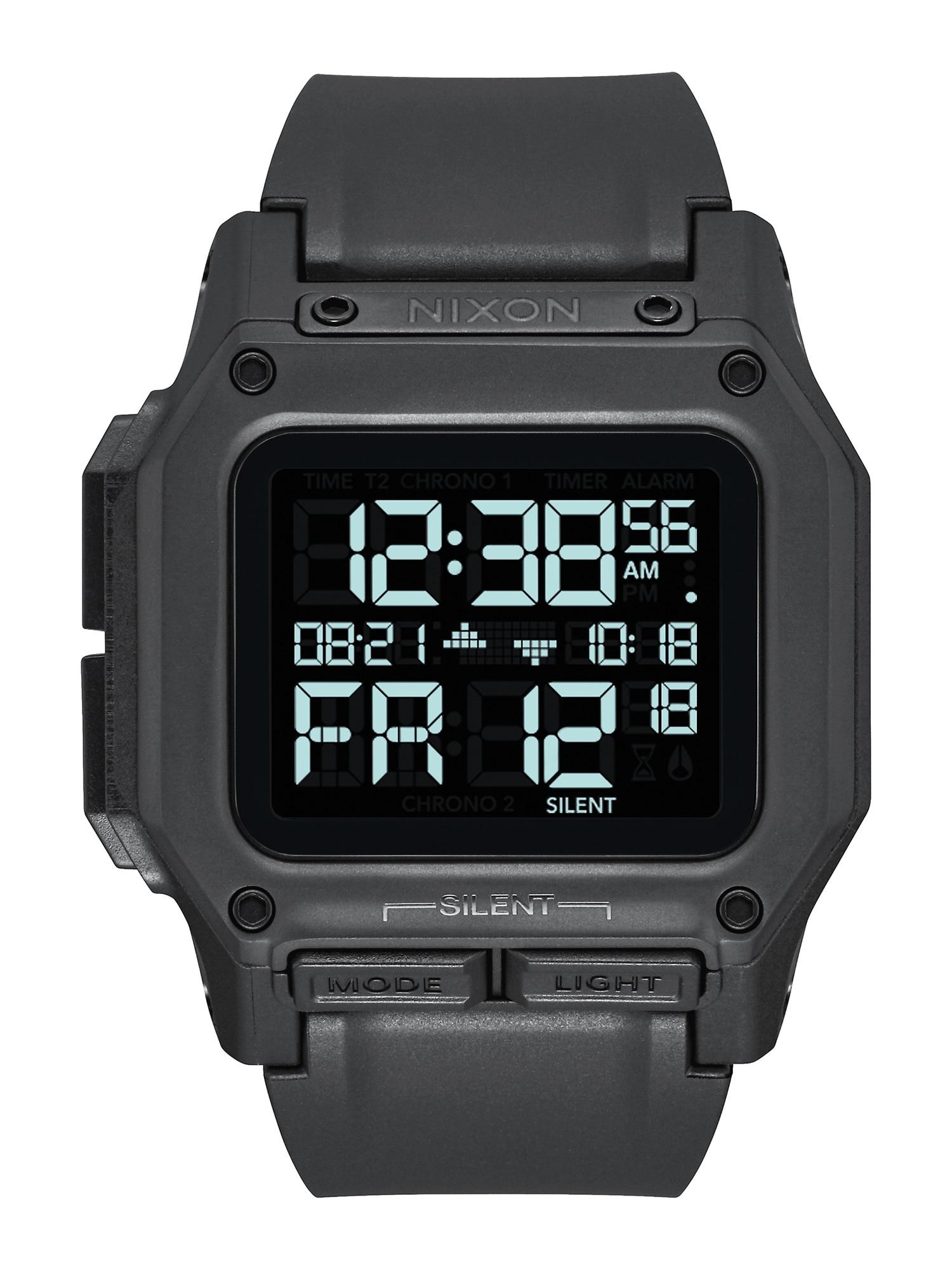 Nixon Elektroninis laikrodis
