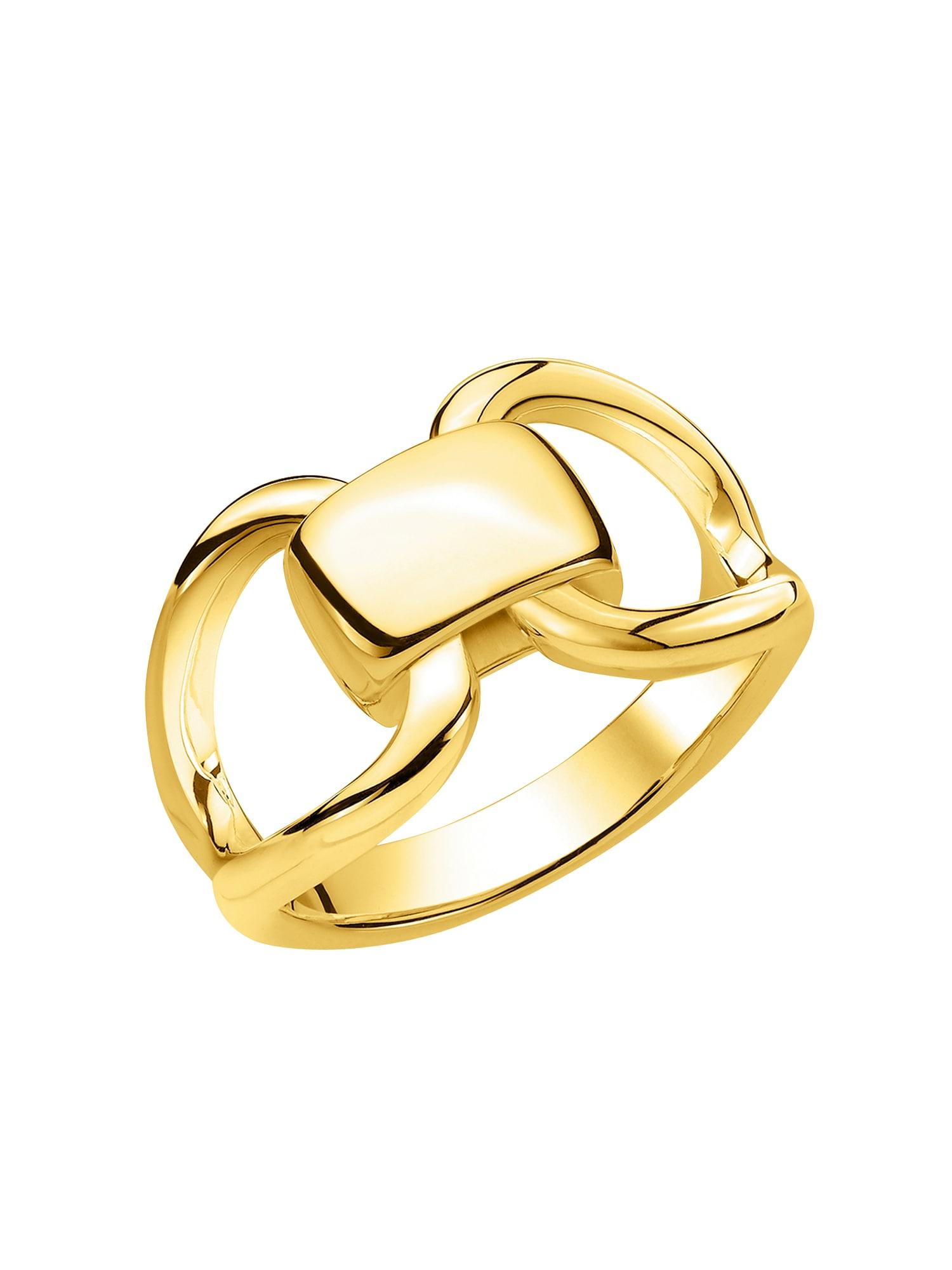 Prsten Heritage zlatá Thomas Sabo