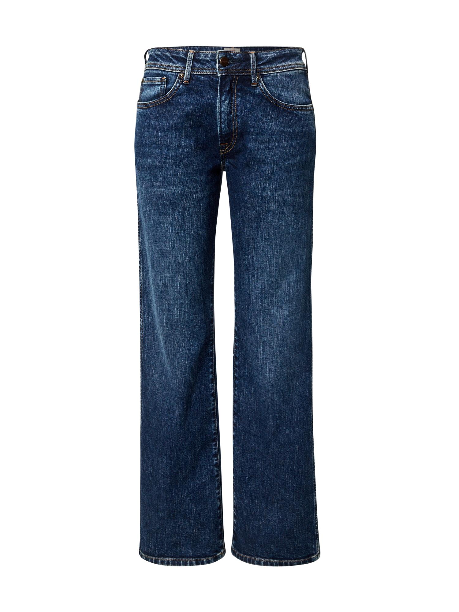Pepe Jeans Džínsy 'NEW OLYMPIA'  modrá denim