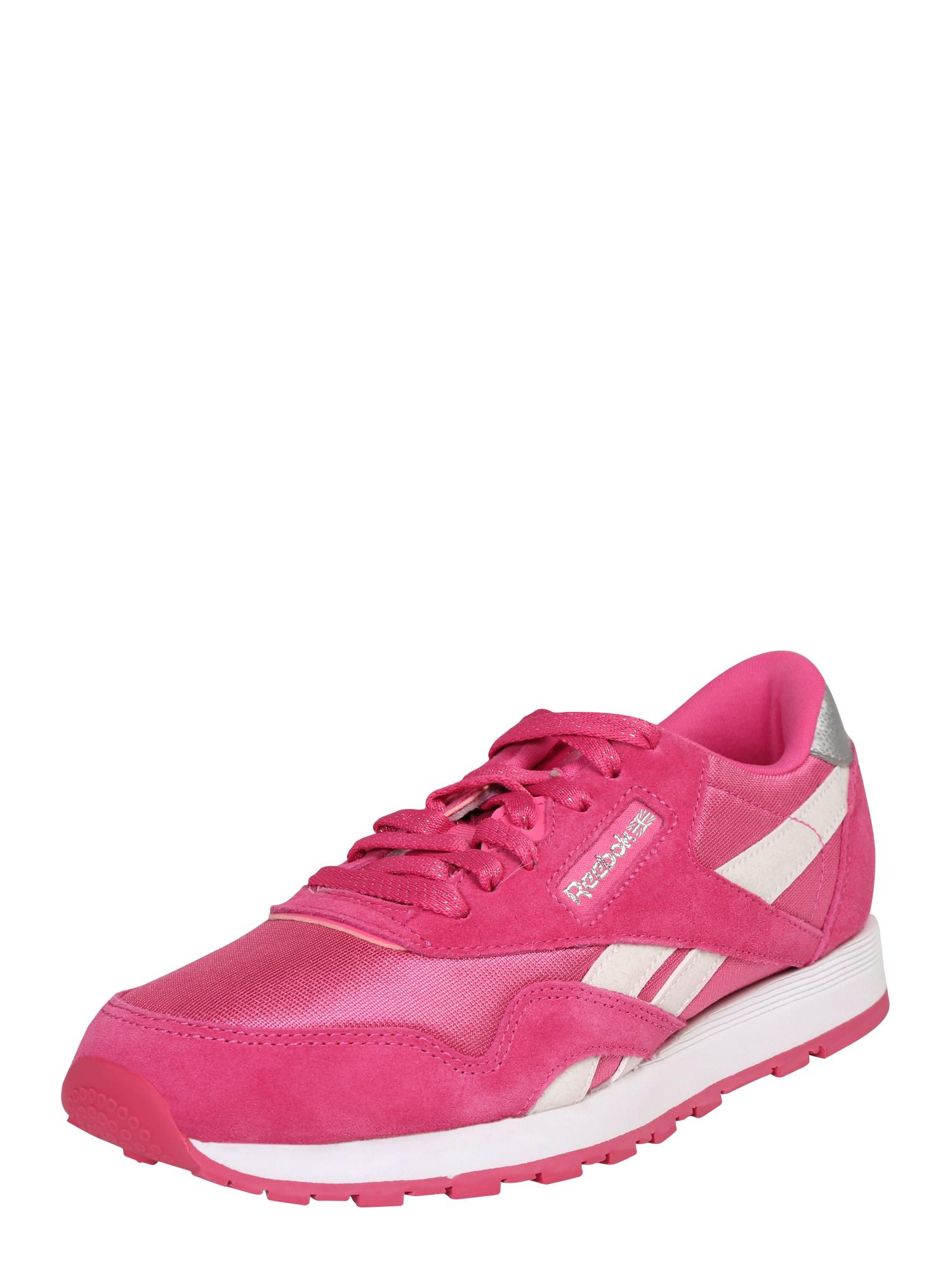ea9726023bd reebok classic Reebok Classic Meisjes Sneakers Pink Wit reebok classic  kopen in de aanbieding