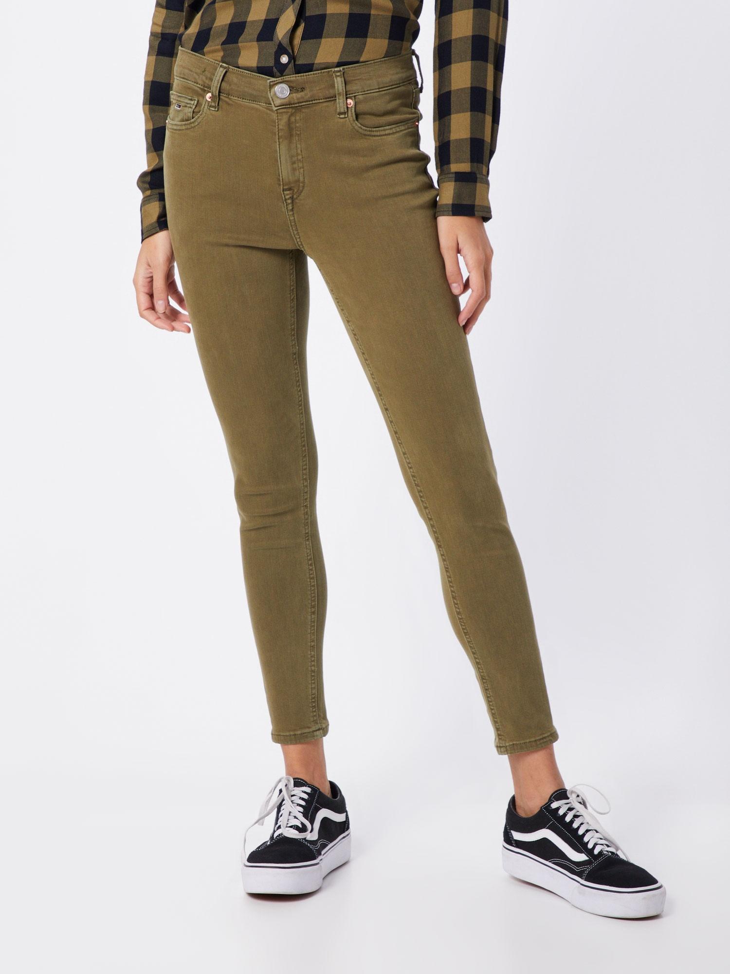 Tommy Jeans Jeans 'Nora'  khaki