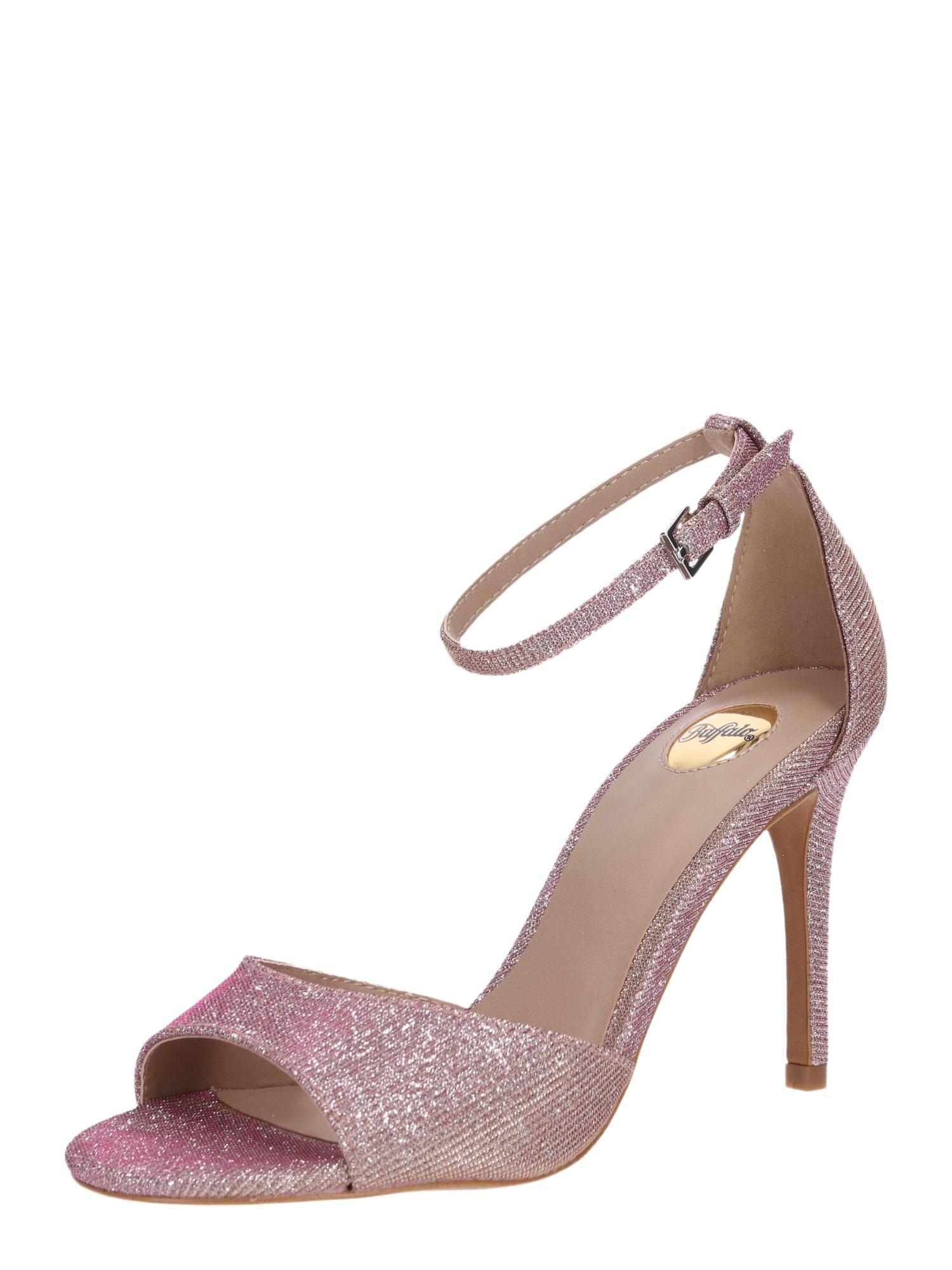 Sandály FLAMINGO růžová BUFFALO