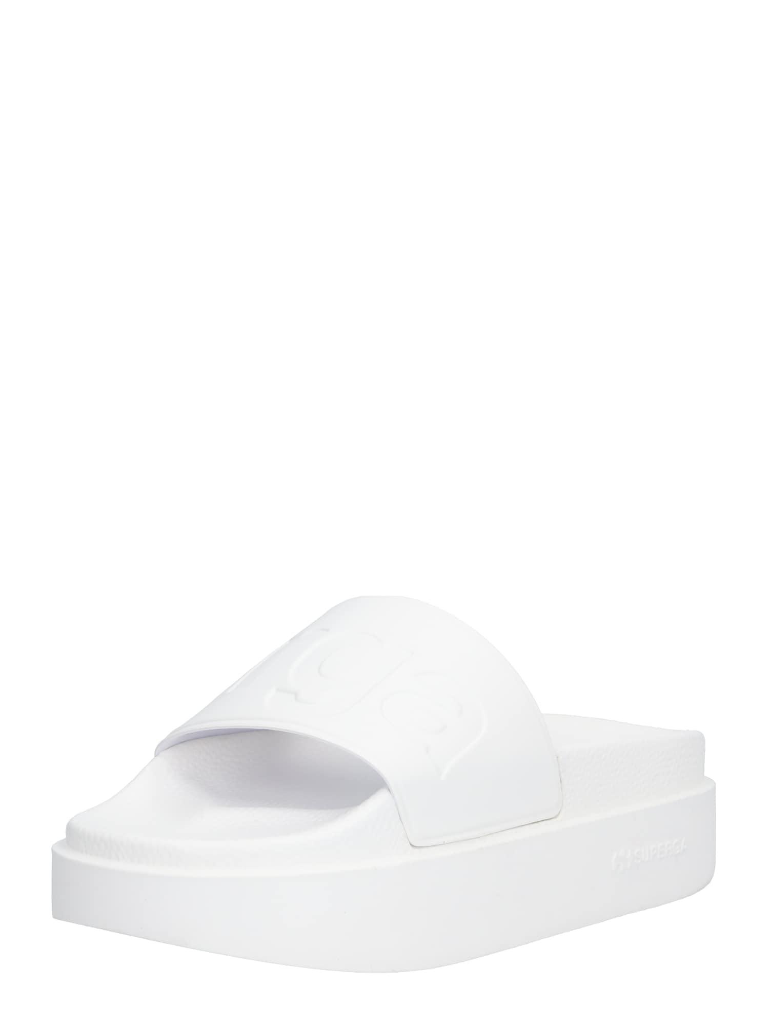 Pantofle 1919 - PUW bílá SUPERGA