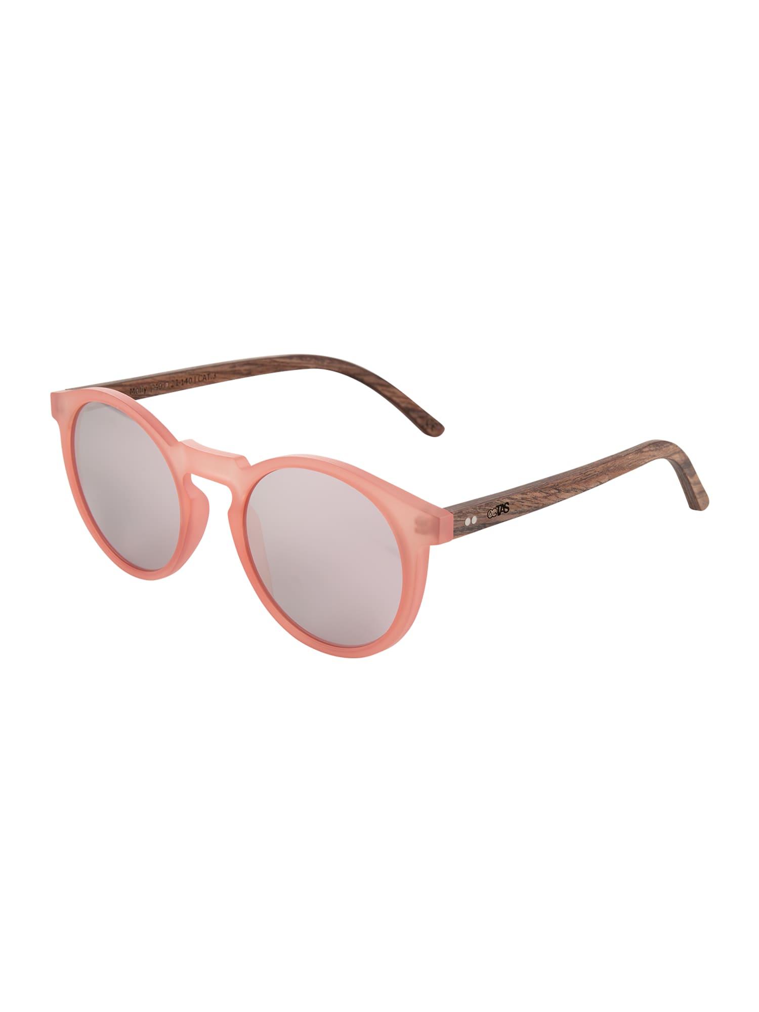 Sluneční brýle Mandala Collection hnědá růžová TAKE A SHOT