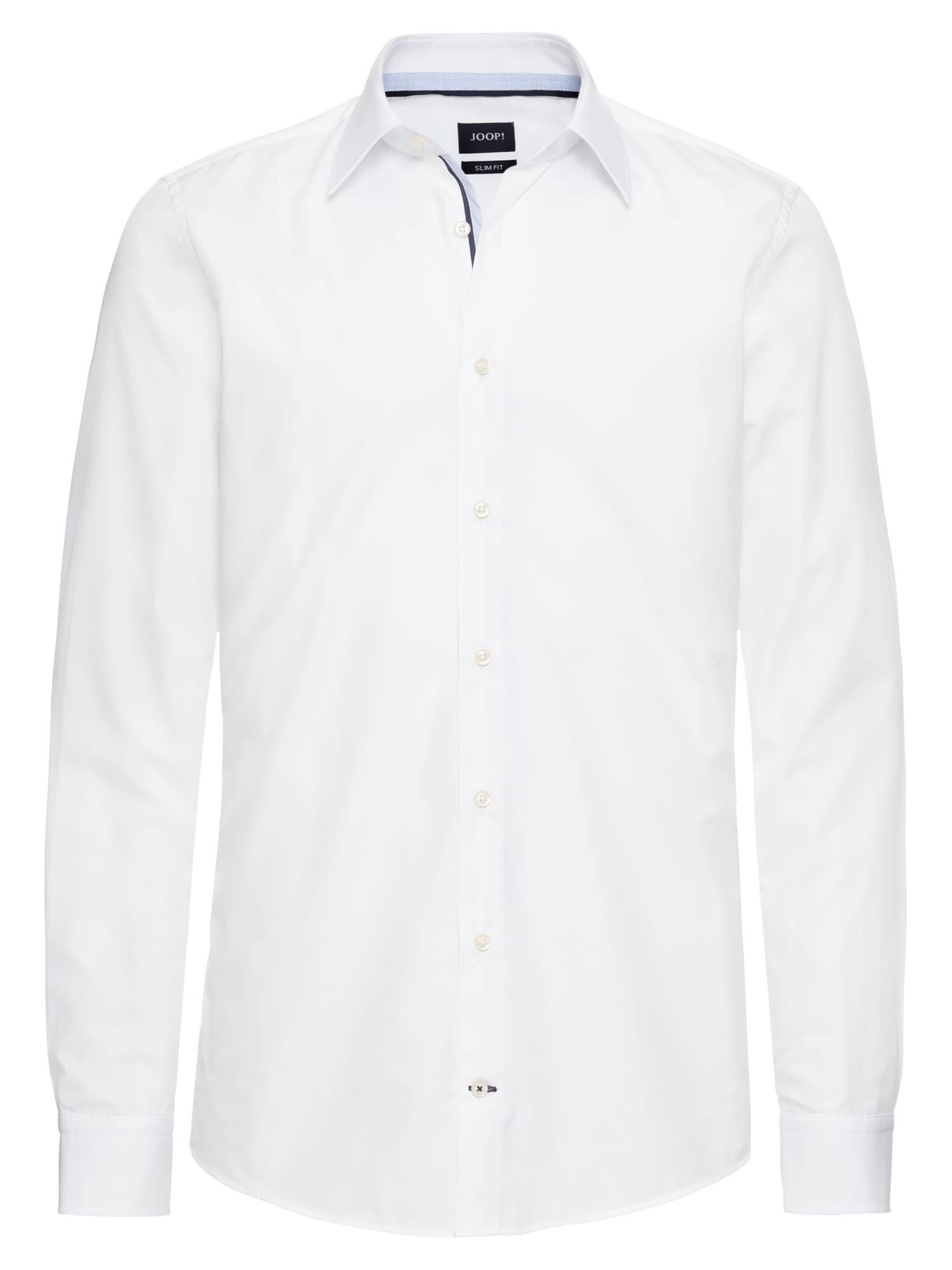 Společenská košile 17 JSH-64PierceK 10000628 02 bílá JOOP!