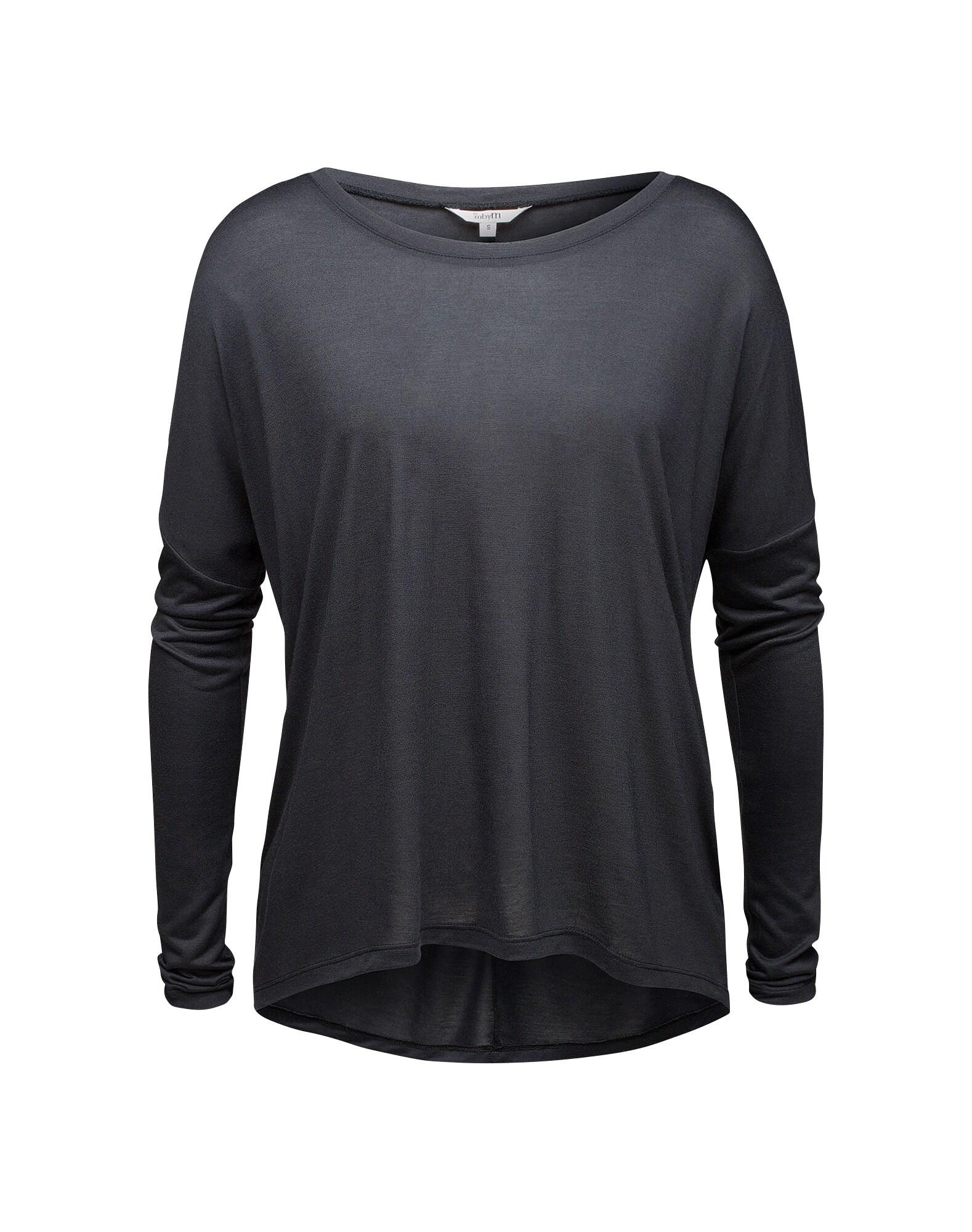 mbym Marškinėliai tamsiai pilka