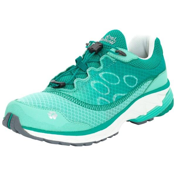 Sportschuhe für Frauen - JACK WOLFSKIN Trailrunningschuh 'ZENON TRACK LOW W' mint  - Onlineshop ABOUT YOU