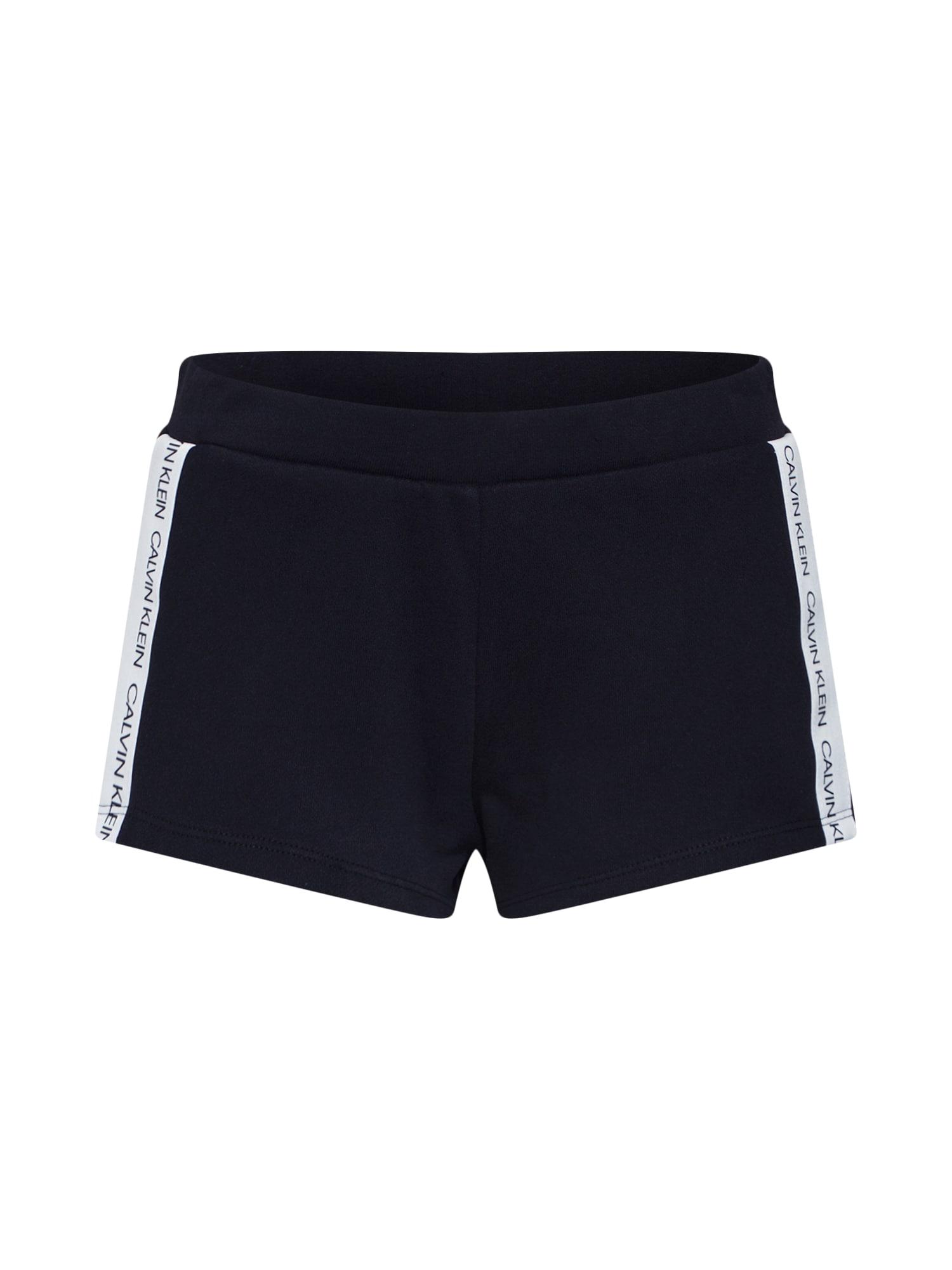 Pyžamové kalhoty černá Calvin Klein Swimwear