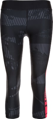 UNDER ARMOUR Trainingstight 'HeatGear Armour Printed Capri'