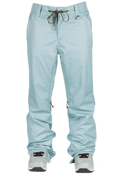 Hosen für Frauen - NITRO Snowboardhose 'Whistler' hellblau  - Onlineshop ABOUT YOU