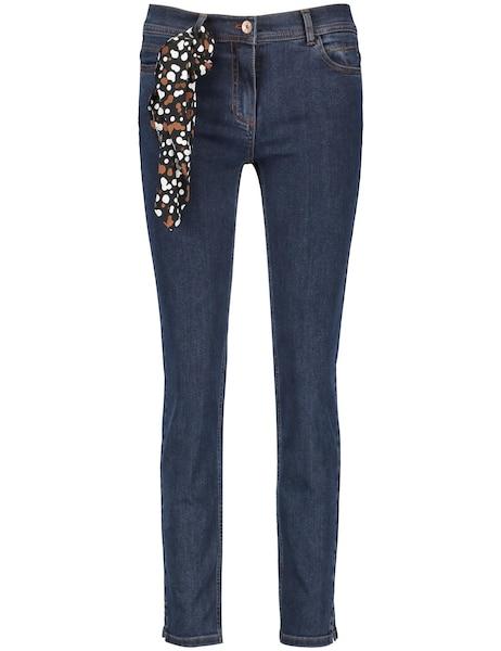 Hosen für Frauen - Jeans › TAIFUN › blue denim  - Onlineshop ABOUT YOU