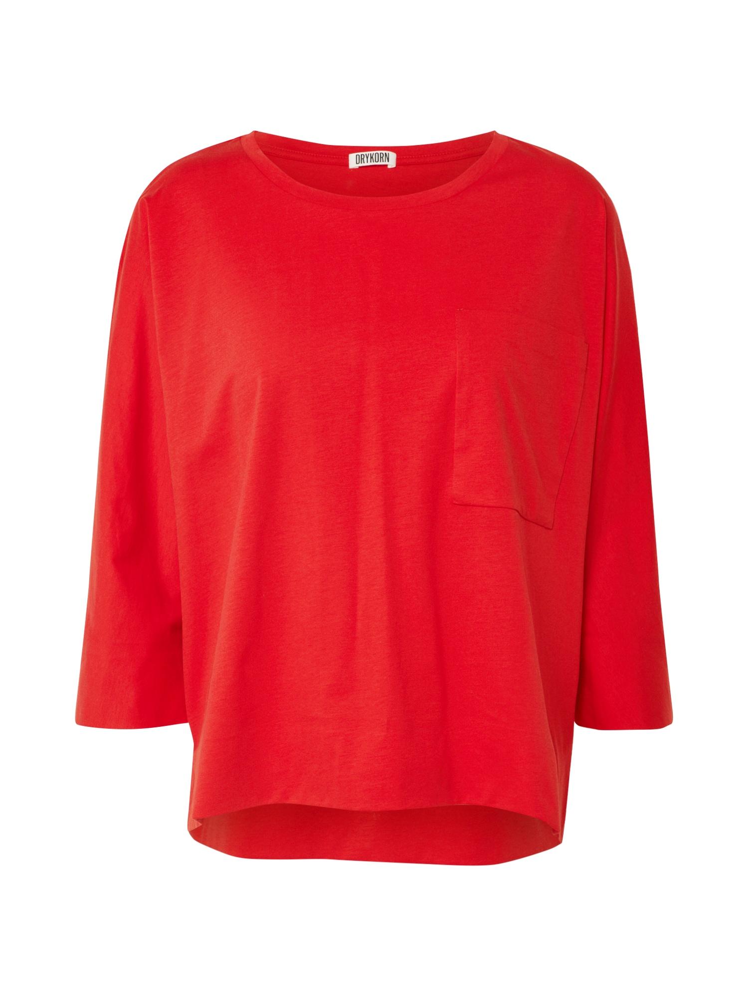 DRYKORN Marškinėliai 'KAORI' raudona