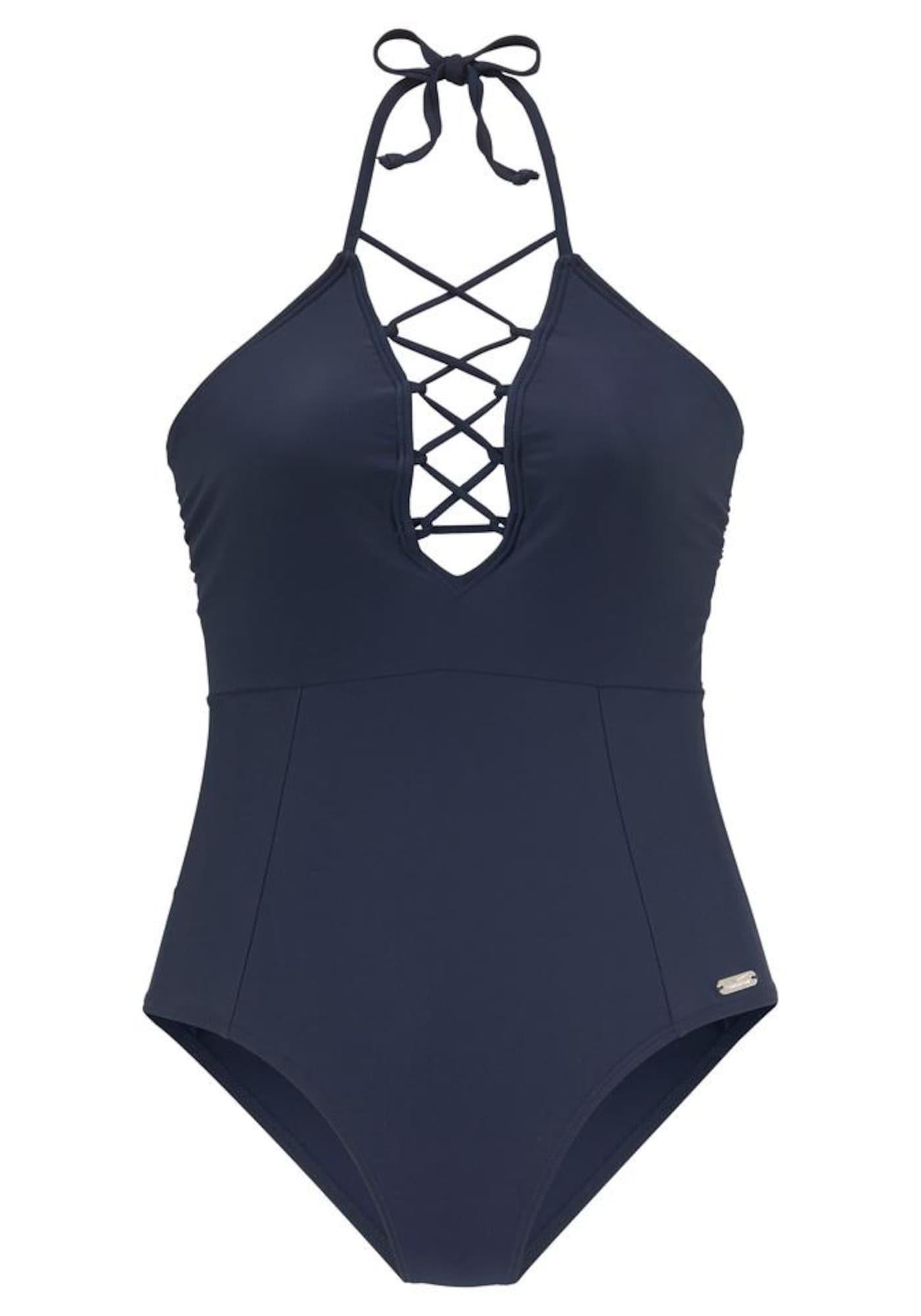 VENICE BEACH Maudymosi kostiumėlis tamsiai mėlyna