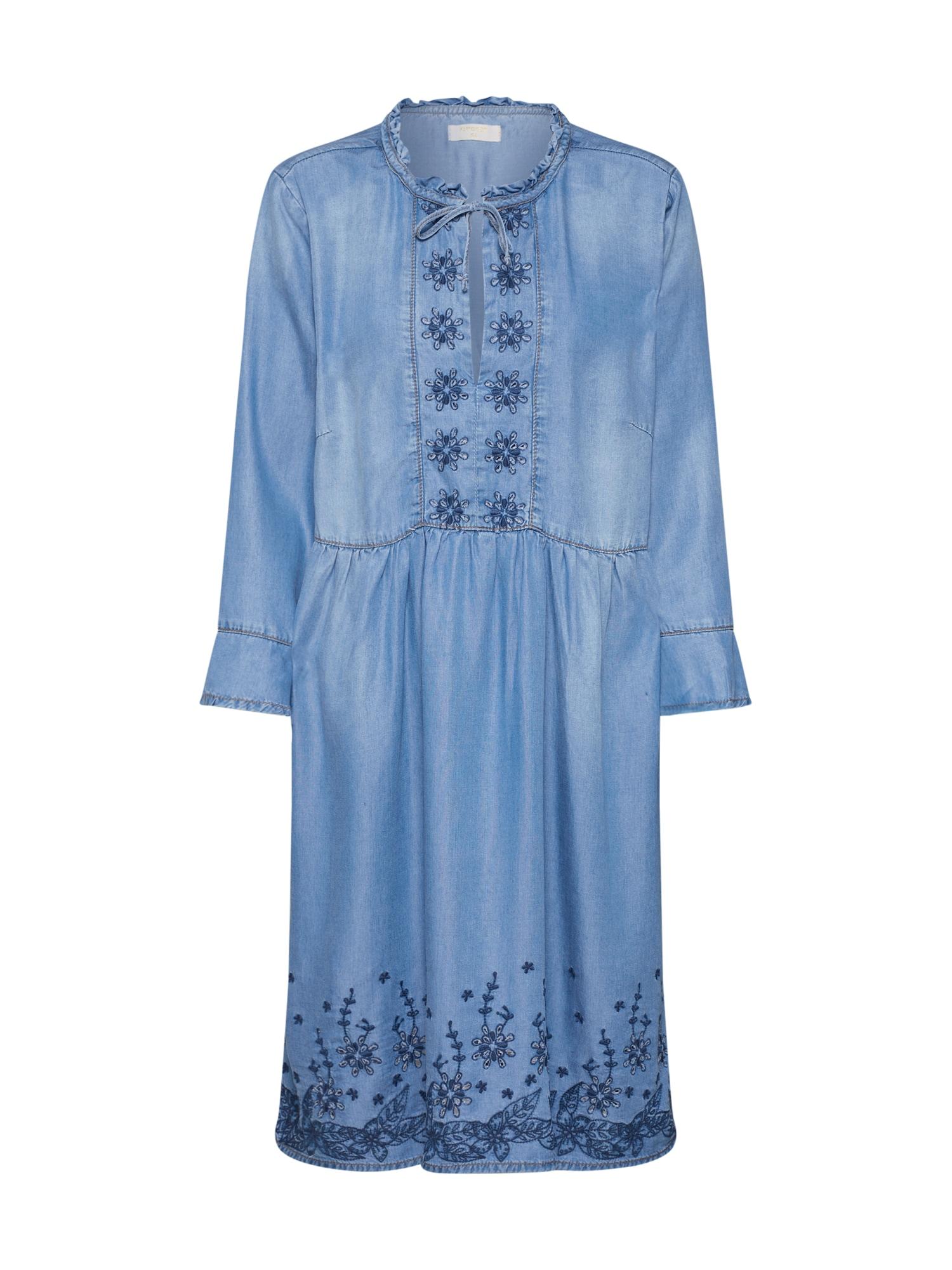Cream Suknelė 'Ellis' tamsiai (džinso) mėlyna