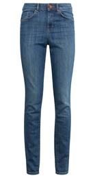 TOM TAILOR Damen Denim Kate Slim Jeans blau   04059953851036