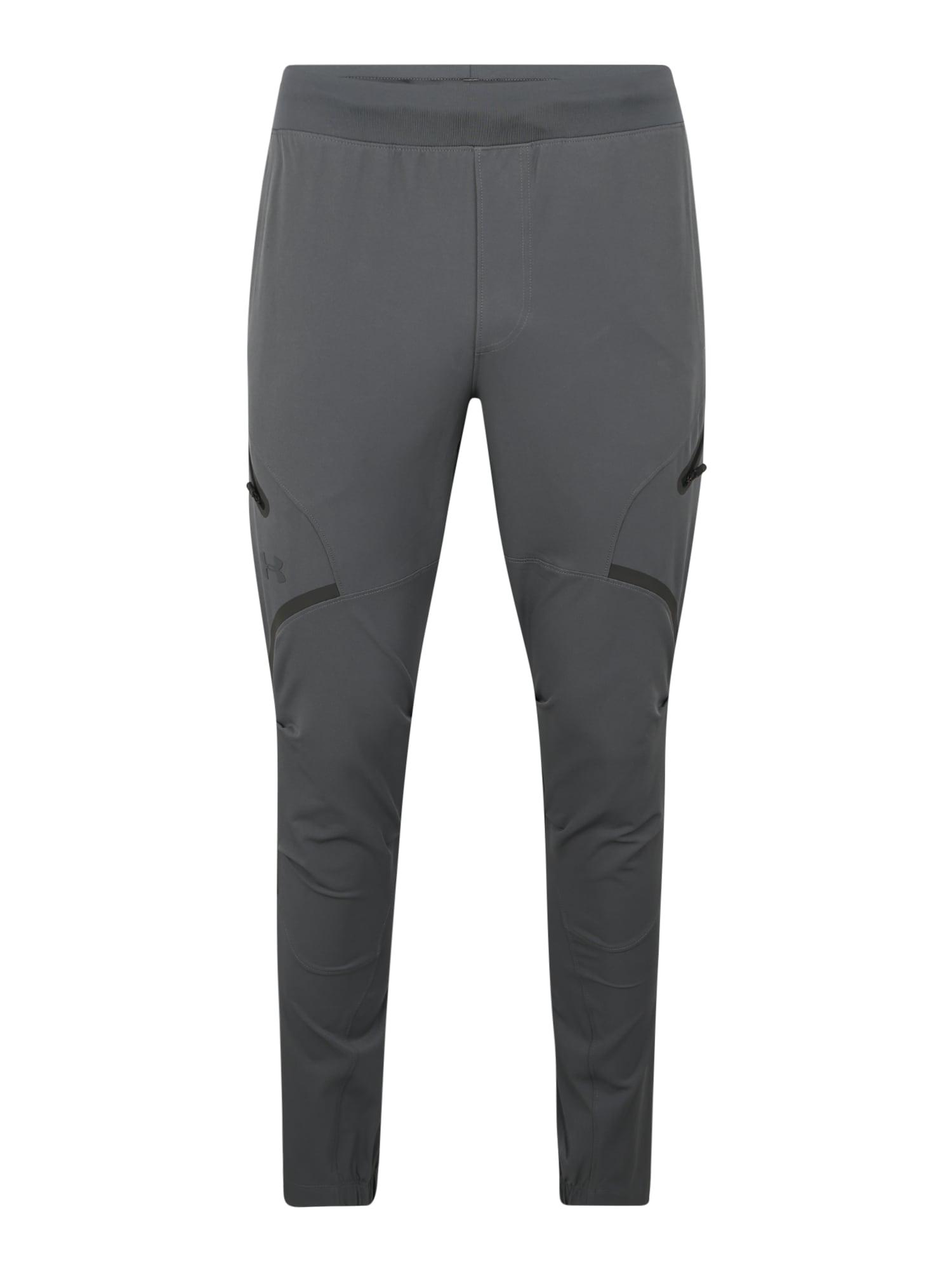 UNDER ARMOUR Sportinės kelnės pilka