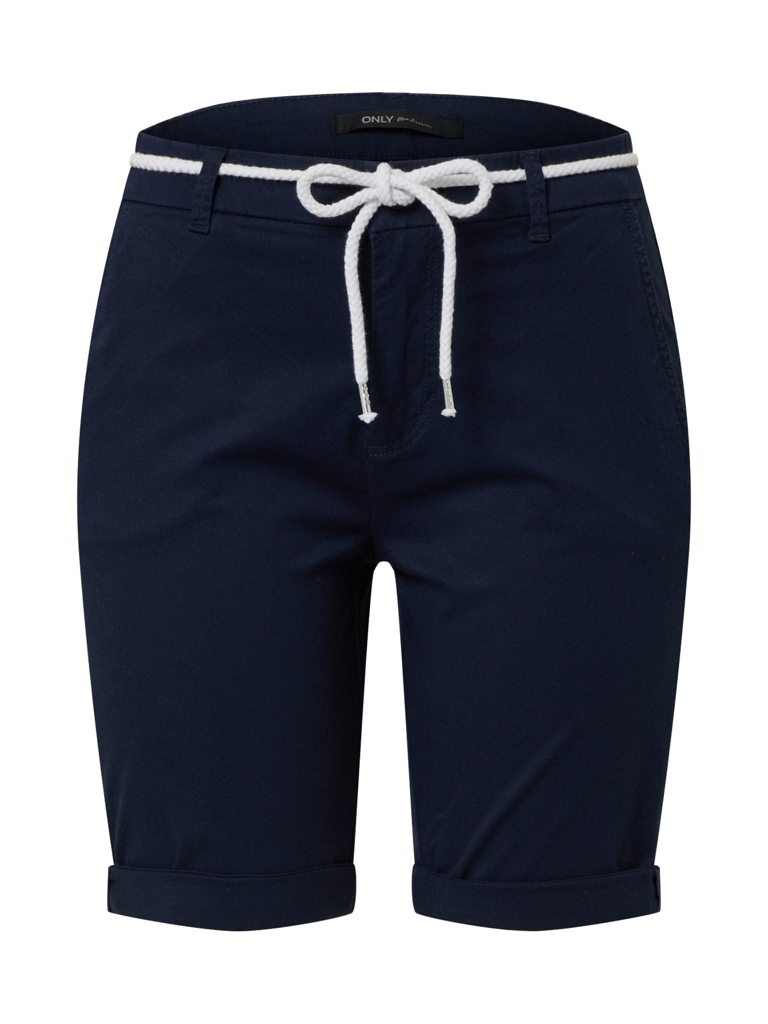 "ONLY ""Chino"" stiliaus kelnės tamsiai mėlyna"