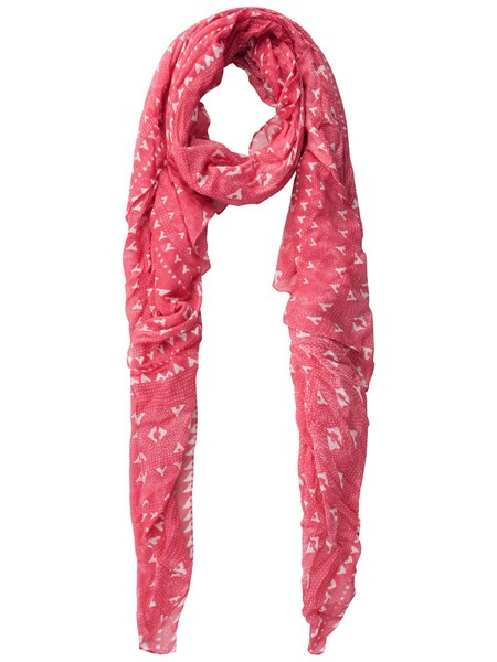Schals für Frauen - PIECES Langer Schal pink  - Onlineshop ABOUT YOU