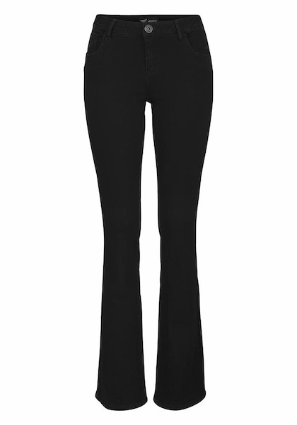 Hosen für Frauen - ARIZONA Bootcut Jeans schwarz  - Onlineshop ABOUT YOU