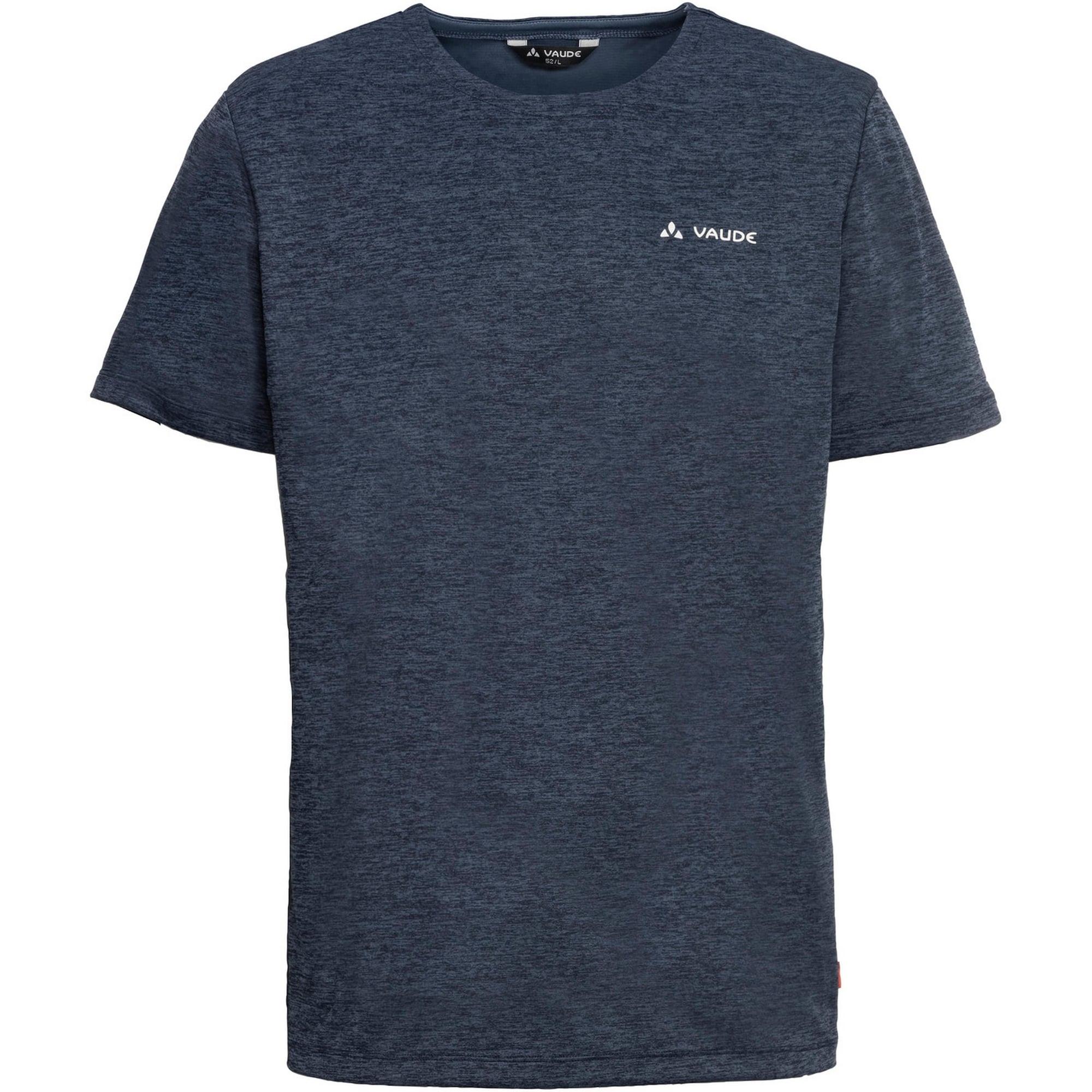 VAUDE Sportiniai marškinėliai nakties mėlyna