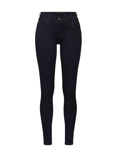 Hosen für Frauen - Jeans 'Lynn' › G Star Raw › black denim  - Onlineshop ABOUT YOU