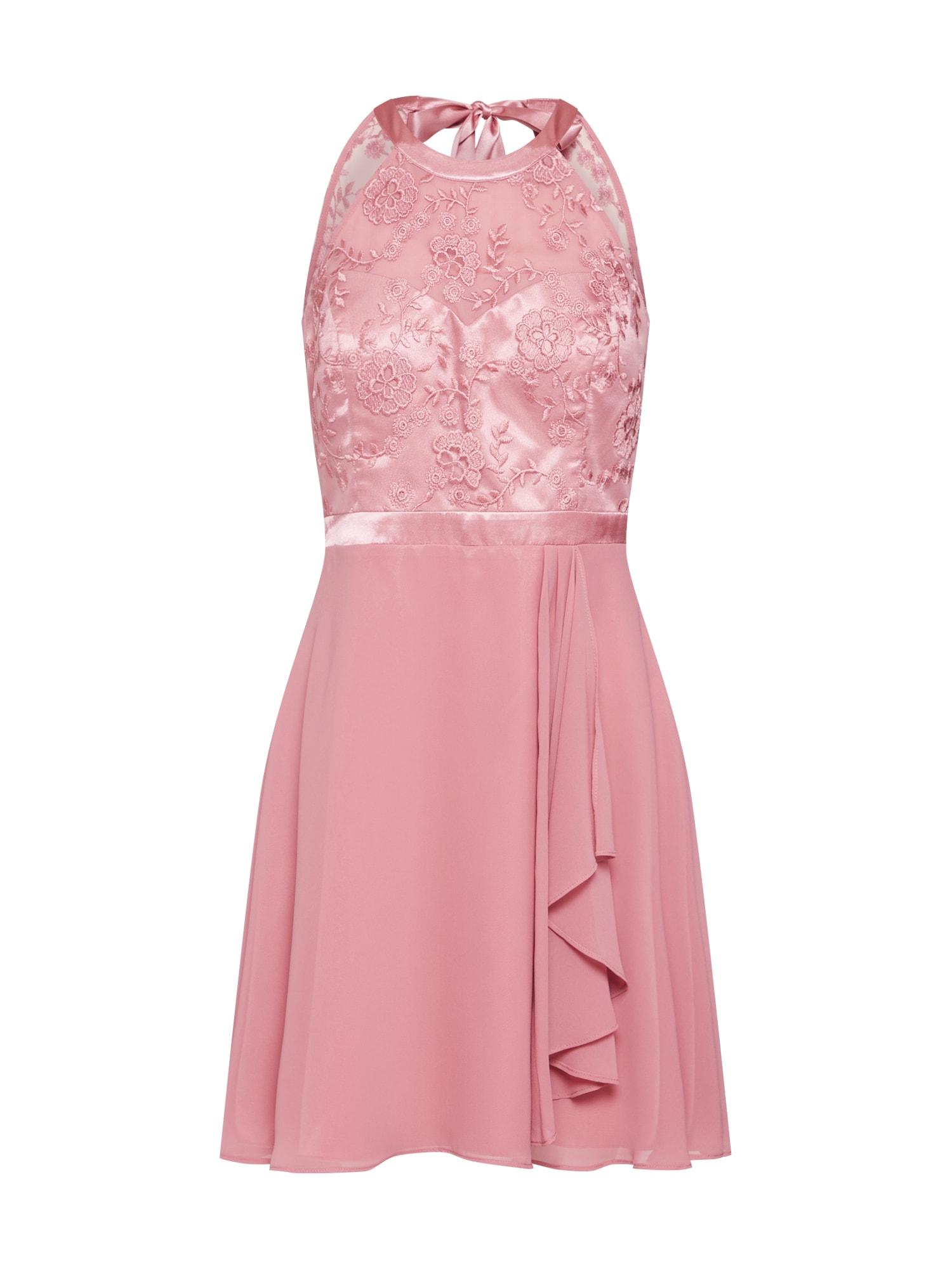 Vera Mont Kokteilinė suknelė rožinė