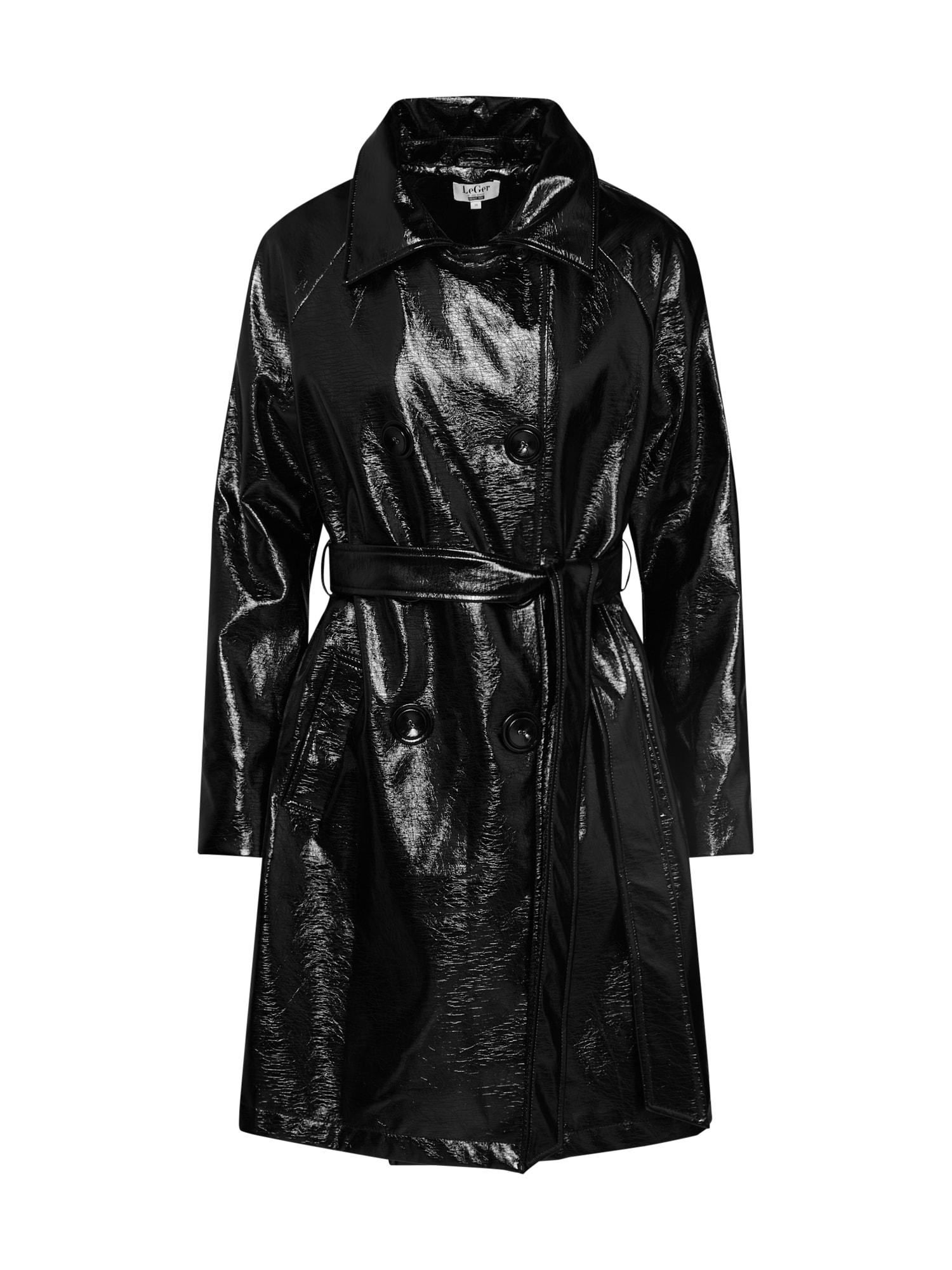 LeGer by Lena Gercke Rudeninis-žieminis paltas 'Leticia' juoda