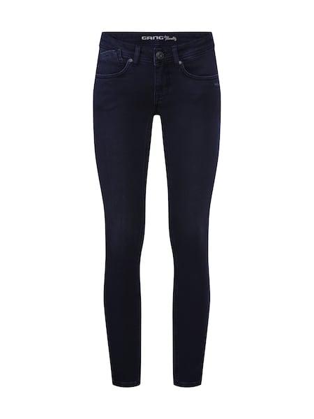 Hosen - Jeans 'FAYE black black sweat Cropped' › Gang › schwarz  - Onlineshop ABOUT YOU