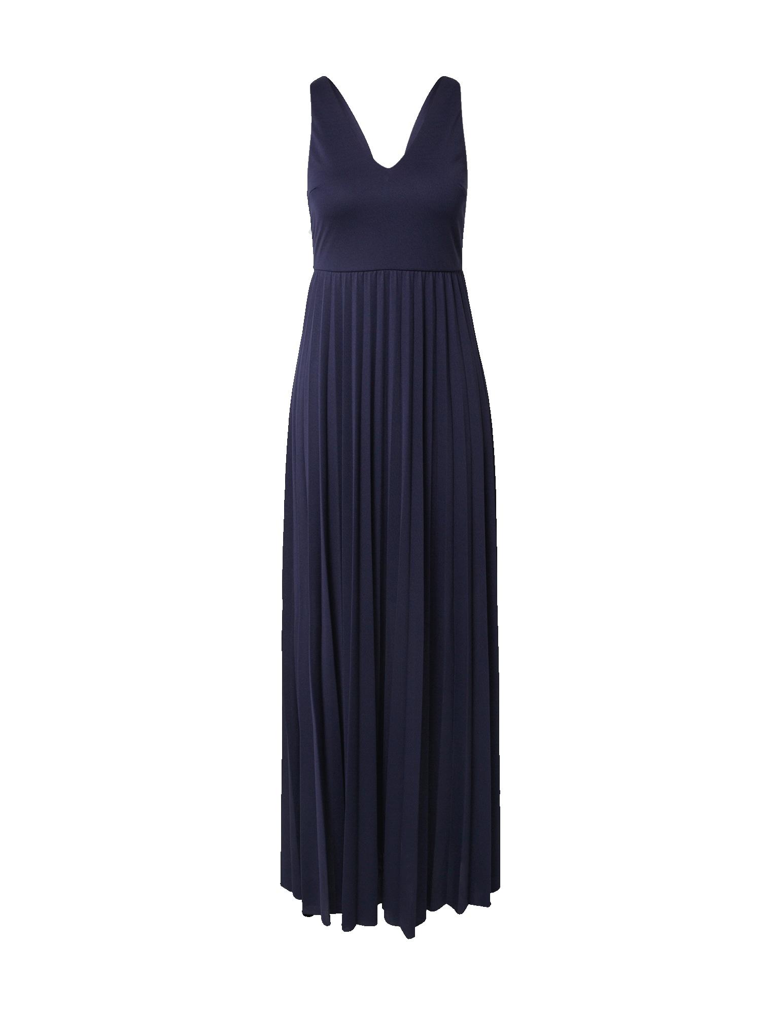 ABOUT YOU Vakarinė suknelė 'Aurelia' tamsiai mėlyna
