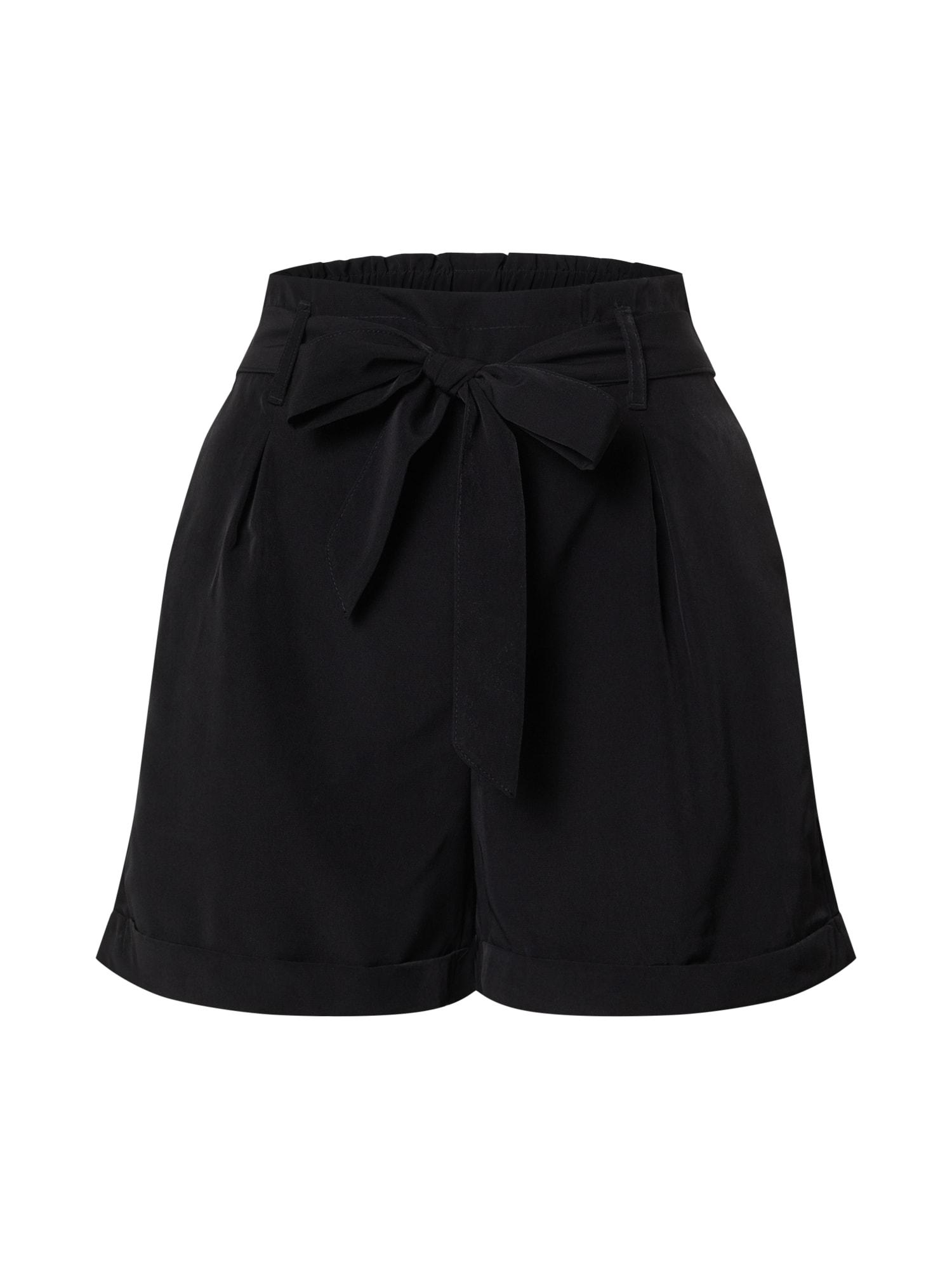 JACQUELINE de YONG Kelnės 'JAYDEN' juoda