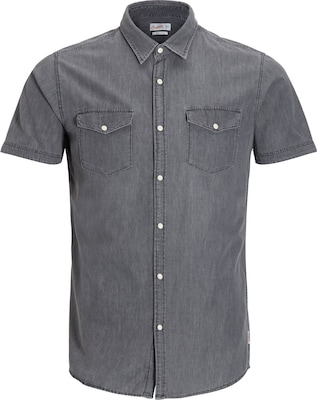 JACK & JONES Hemd 'JORONE SS NOOS'
